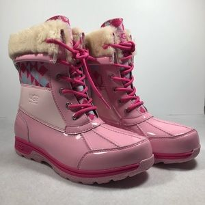 Ugg Australia Butte II Truckee CWR Boots Youth 5